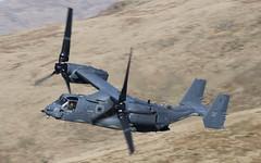 Bell Boeing CV22 Osprey 11-0061 Knife72 016-1 (cwoodend..........Thanks) Tags: wales snowdonia lfa7 machlooplfa7 machloop mach roundabout usaf 7thspecialoperationsunit rafmildenhall mildenhall lowfly lowlevel bellboeing osprey cv22 110061 knife72 bwlchexit exit