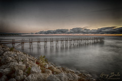 Matlock HDR (Greg B Photography) Tags: pier lakewinnipeg sandyhook hdr