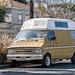 Vintage Van - Venice Beach, California