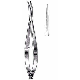 Westcott Tenotomy Scissors 11.4 cm , 18mm Blades, Round Blunt Tips, Straight