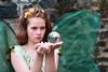 Faerie Ball (ozoni11) Tags: faerie faeries crystalball fae nikon baltimore maryland reflection reflections ozoni11 michaeloberman