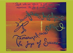 « People who are afraid to fail can never experience the joy of success  » Pete Zafra (Calligraphy typography écriture speculaire) Tags: reversewriting artwriting écriture thought pensée citation proverbe quotes quote writing drawing typographie typography calligraphie calligraphy calligrafia art artwork painting handwriting quotations quotation