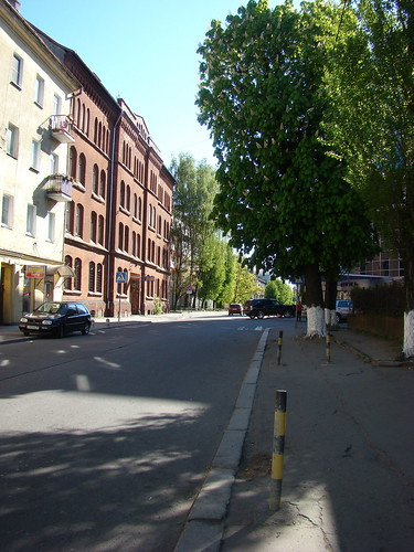 Улица в Калининграде ©  ayampolsky