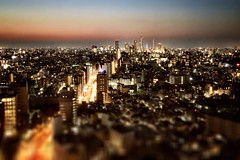 Let's Make This Night Last Forever (memories of time) Tags: japan tokyo city night light