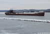 hjlo32618arrPIh_rb (rburdick27) Tags: ice honjamesloberstar interlakesteamshipcompany marquette lakesuperior