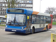 AE51RZM (47604) Tags: ae51rzm 22333 stagecoach bus bedford route service 51