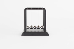 Newton's cradle (wuestenigel) Tags: balls whitetable silver physics cradle whitebackground newton screen bildschirm business geschäft technology technologie noperson keineperson illustration pill pille equipment ausrüstung isolated isoliert electronics elektronik telephone telefon device gerät display anzeige computer portable tragbar design symbol wireless kabellos desktop retro internet
