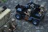 Support Has Arrived (LegoInTheWild) Tags: moc afol lego minifigure brickarms brickmania