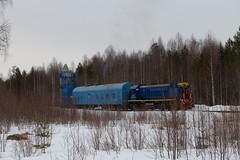 Sentinel-3B on track (europeanspaceagency) Tags: esa europeanspaceagency space universe cosmos spacescience science spacetechnology tech technology earthfromspace observingtheearth earthobservation satelliteimage copernicus sentinel plesetsk russia launch sentinel3b sentinel3 rockot train