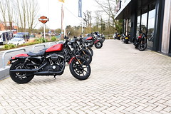 DSC_8947 Harley-Davidson (PeaTJay) Tags: nikon american usa classic sports racing motorcycles bikes reading berkshire harleydavidson