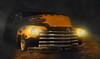Flammen der Nacht (ellen-ow) Tags: amicar auto hotrods kustomkulture oldtimer verkehr travel car ratrod automobil licht light nacht night ellenow nikond700 chevrolet