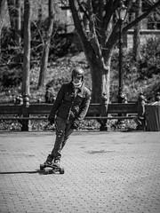 Electric Ride (elohca) Tags: amphitheater park central york new board boogie learning focused dude bro cool school old helmet performance street dancer tricks candid skater rad skateboarding skating skateboard skate electric