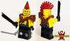 Fallout Raider (Saber-Scorpion) Tags: lego minifig minifigure moc brickarms brickwarriors fallout raider raiders postapoc postapocalyptic postnuclear