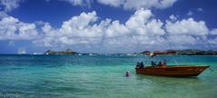 DSC00423 (jbesugo) Tags: boat paradise beach sainte lucia