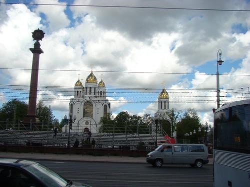 Площадь Победы ©  ayampolsky