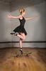 Ballerina on a skateboard (T.J. Photography) Tags: green ballerina skateboard balance dex20 motion wow