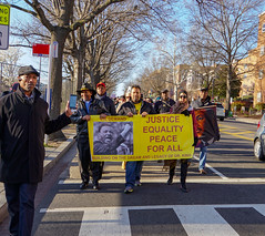 2018.04.04 The People's March for Justice, Equity and Peace, Washington, DC USA 01170