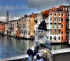 Tearful mask (R.o.b.e.r.t.o.) Tags: venezia venice carnevale carneval carnival carnaval italia italy costume people girl woman ragazza donna ritratto portrait 2018 maschera lady signora mask