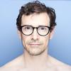 BeautyDish_Apr2018__XT26011 1 (labrossephotography) Tags: strobist beautydish test portrait skin man male studio glasses stubble autoportrait selfie selfportrait noshirt