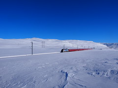(:NFR:) Tags: bergensbanen jernbane railroad sne ski winter vinter snow norway norge