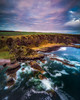 Hard Target (Augmented Reality Images (Getty Contributor)) Tags: portknockie longexposure coastline landscape sunset scotland cliffs water waves seascape morayfirth dji polarprofilters mavicair rocks unitedkingdom gb