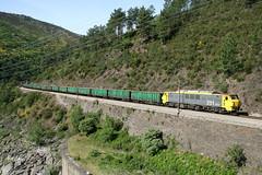 Montefurado (REGFA251013) Tags: 5103 renfe madera zaragoza galicia eucalipto tren train comboio mitsubishi 251