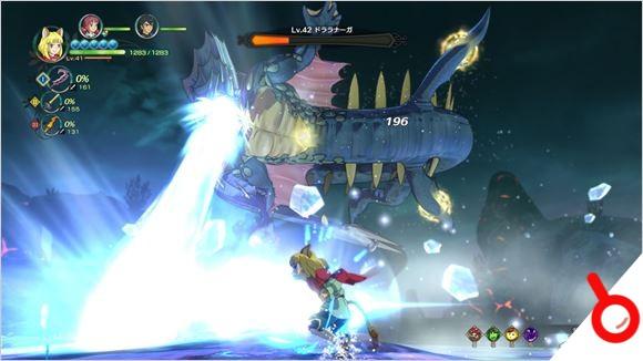 《二之國:亡靈國度》公布遊戲截圖 展示Boss戰