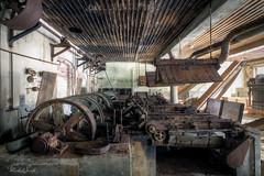 Sawmill (Michal Seidl) Tags: abandoned sawmill verlassene ehemalige sägewerk fabrik factory industry hdr opuštěná pila dřevo infiltration urbex germany