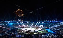 PyeongChang_Paralympic_Closing_Ceremony_16 (KOREA.NET - Official page of the Republic of Korea) Tags: 2018 2018pyeongchangwinterparalympic 패럴림픽 pyeongchang pyeongchangolympicplaza 평창올림픽플라자 korea closingceremony 폐회식 폐막식 문재인대통령 한국 대한민국 겨울 겨울스포츠 대회 pss