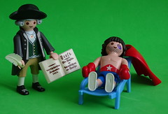 World Poetry Day / Welttag der Poesie (Harald52) Tags: gothe faust playmobil spass figuren
