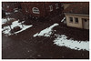 Schoolyard (Thomas Listl) Tags: thomaslistl color school schoolyard winter cold snow snowfall concrete houses buildings angle diagonal birdeyesview trist depressed melancholy mood atmosphere imageborders vsco 50mm emptiness