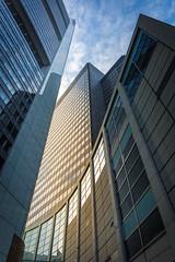 Skyscrapers in Frankfurt 02 (Sam García GA.) Tags: frankfurt germany europe skyscraper building architecture cristal