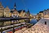 Gante (Belgica) (Fotoencuadre Miguel Alvarez) Tags: belgica flandes brujas gante bruselas medieval canales iglesias castillo catedral benelux europa ciudad