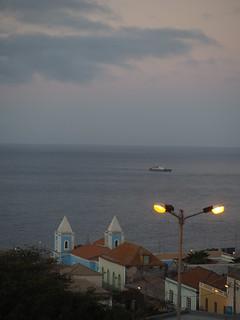 Cape Verde Cabo Verde São Filipe Fogo Old Town Morning © Morgen
