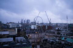 London at Dusk (romanboed) Tags: leica m 240 summilux 50 europe uk enited kingdon great britain gb england london easter cityscape city clouds dusk urban scenery