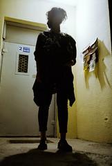 2017-09-26-0004 (newmandrew_online) Tags: filmisnotdead ishootfilm film minsk filmphotografy 35mm girl street night kodak konica