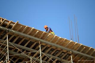 El trabajo que da construir