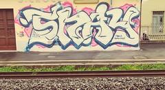 2018-04-11_04-46-43 (Igor KTO) Tags: snayadp adpfamily adpcrew avanzidipaese snay graffitiitaly trainline graffitipisa mancaqualcosa chrome snaygraffiti