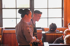 20180412-CJTipACop-LAPD-Devonshire-Cadet-JDS_6710 (Special Olympics Southern California) Tags: athletes claimjumper devonshire giving lapd letr northridge restaurant socal specialolympics specialolympicssoutherncalifornia tipacop fundraiser