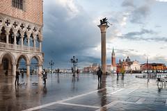 Venezia (Air'L) Tags: venise italie europe colonne campanile flickrsbest