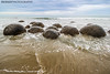 Moeraki Boulders (DudleyPhotography) Tags: newzealand huka falls mountcook mountcooknationalpark moeraki boulders mountains cathedral cove north island southisland landscapes seascapes travel dudleyphotography beach