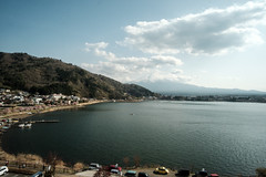 20180413 Lake Kawaguchi (chromewaves) Tags: fujifilm xt20 xf lake kawaguchiko japan mount fuji samyang 12mm f20 ncs cs kawaguchi