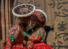 Carnival of Venice in Saverne 2018 - Carnaval vénitien de Saverne 2018 (5) (Cloudwhisperer67) Tags: people portrait mask canon carnival saverne alsace france 2018 parade 760d venetian masquerade ball masked venise venezzia venice cloudwhisperer67 fest great colors flashy incredible amazing photgraphy love lovely robes robe costume costumes bal masqué divine comedy women girls girl woman light scape urban city magic poetry image photography fantasy bokeh travel trip color carnaval art fun europe europa april hat creative carnavalvénitien carnavalvénitiendesaverne