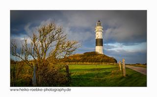 Leuchtturm / lighthouse Kampen