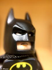 Batman (JoeyDee83) Tags: batman toy geek dc comic book lego vinyl action figure macro