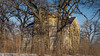 Abandoned Fort Snelling (Lizzy Lentsch Photography) Tags: fortsnelling abandoned abandonedhouse abandonedbuilding house building dead spring tree sky woods tallgrass stone stonebuilding saintpaul minnesota snow