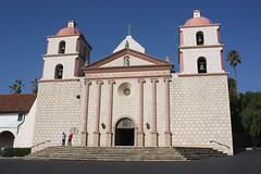 Santa Barbara Mission (davidjamesbindon) Tags: santa barbara california usa united states america mission church building old historic heritage