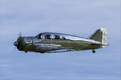 Spartan 7W Executive - 12 (NickJ 1972) Tags: oldwarden shuttleworth collection autumn airshow 2013 aviation spartan 7w executive nc17633