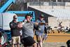 (Emporia State University) Tags: 200m 400m highjump longjump polevault sprints trackandfield athletics emporiastateuniversity esu hornets hurdles emporia kansas usa