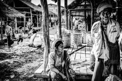 at the market (Sam MSX) Tags: market marketplace farmer myanmar inle lake burma birmania